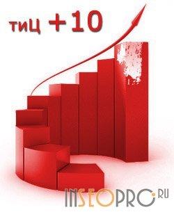 Как быстро поднять Тиц сайта до 10: бесплатно и платно