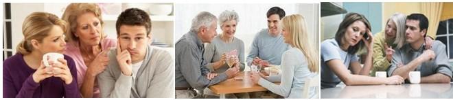 Нравоучения старших