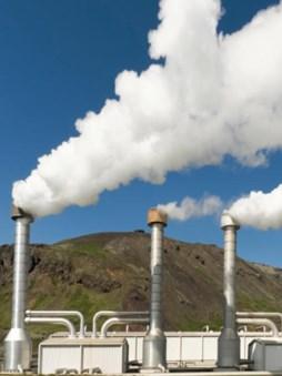 Электростанции в Исландии