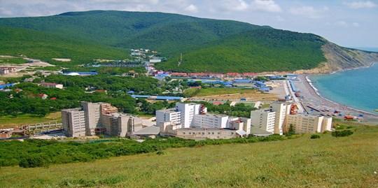 Поселок Сукко