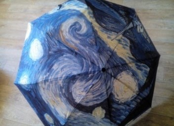 Зонтик автора