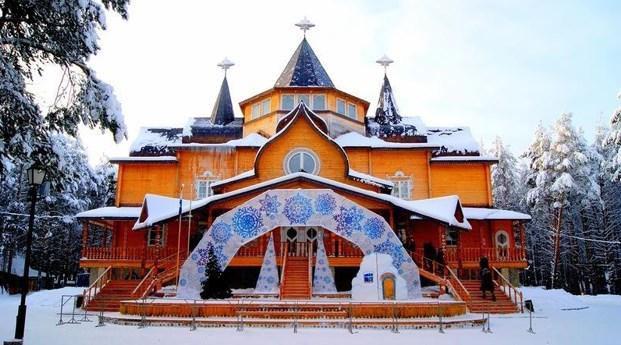 Дед Мороз или волшебство великого Устюга