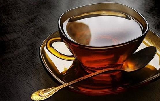Темный чай